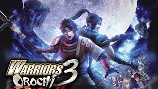 Live.Warriors Orochi 3 Ultimate Xbox One!!!Dando umas dicas para a galerinha do Xbox!!!