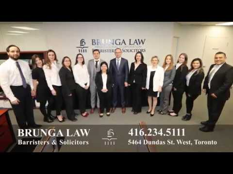 Brunga Law - TV commercial in Albanian language