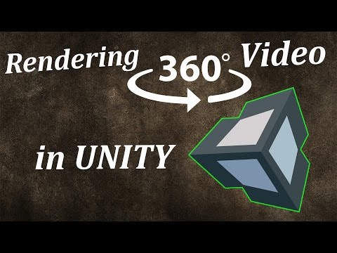 How to Render 360 Video with Unity: 360 Panorama Capture Free