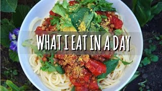 One of thrivingonplants's most viewed videos: WHAT I EAT IN A DAY #4 | VEGAN
