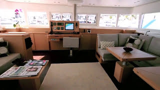 Foxy Lady - 60' Luxury Crewed Catamaran Yacht Charters Virgin Islands