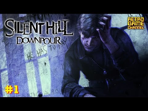 SILENT HILL: DOWNPOUR (2012) - ПРОХОЖДЕНИЕ [PS3]
