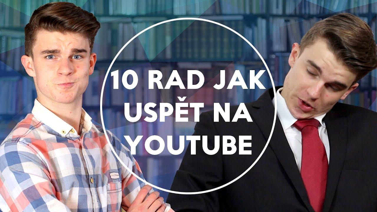10 rad jak uspět na YouTube w/Miloš Zeman a Slezina | KOVY
