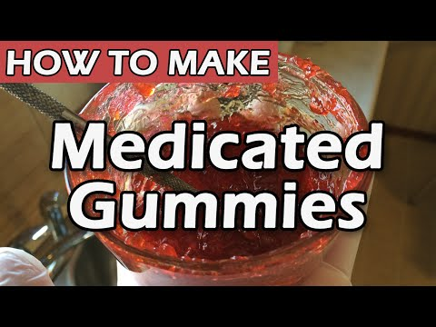 How to Make: THC Candies!!