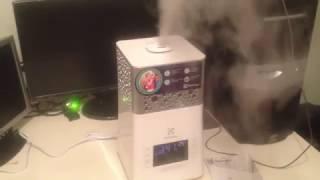 видео ультразвуковой увлажнитель воздуха electrolux (ehu-3715d): отзывы, характеристики » SanDizain.ru