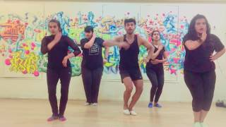 Tu ishq mera Dance Choreography|daisy shah|Hate story 3|Karan Grover|Swapniel Desai| dance class|