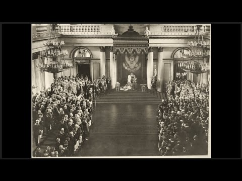 Opening of the First State Duma - April 27, 1906