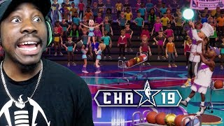 ALL-STAR 3 POINT CONTEST vs CURRY! NBA 2k Playgrounds 2 Gameplay Ep. 12