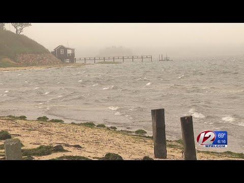 Beach erosion threatens coastline of Cape Cod