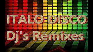 Italo Disco - DJ's Remixes-2