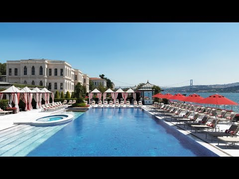 Four Seasons Istanbul at the Bosphorus (Turkey): impressions