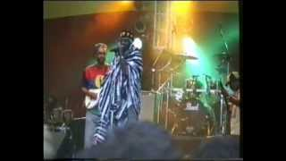 Alpha Blondy - Jerusalem + Masada + Cocody Rock - Summerjam 2000