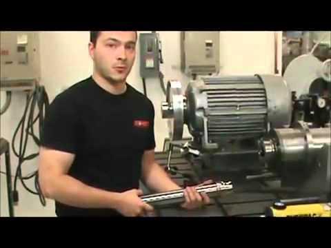 Franz Kessler Spindle Repair - Drawbar Run out  - High Speed Technologies