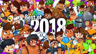 Best of BasicallyIDoWrk 2018