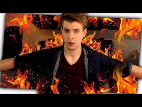 Ich geh in Flammen auf!