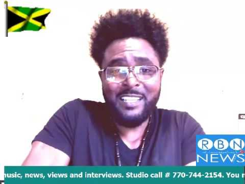 DEVON JORGE, Reggae Artist Interviews w/ RULA BROWN About Justice