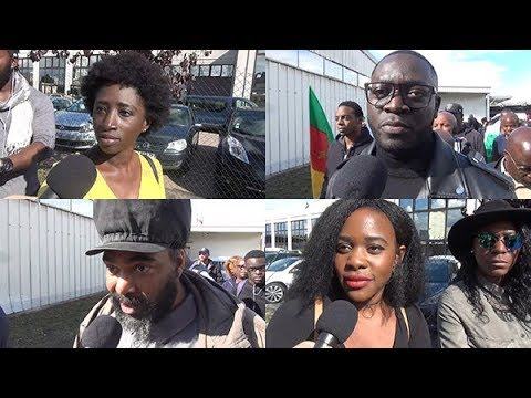 Micro-trottoir au rassemblement contre le FCFA (16-09-2017)