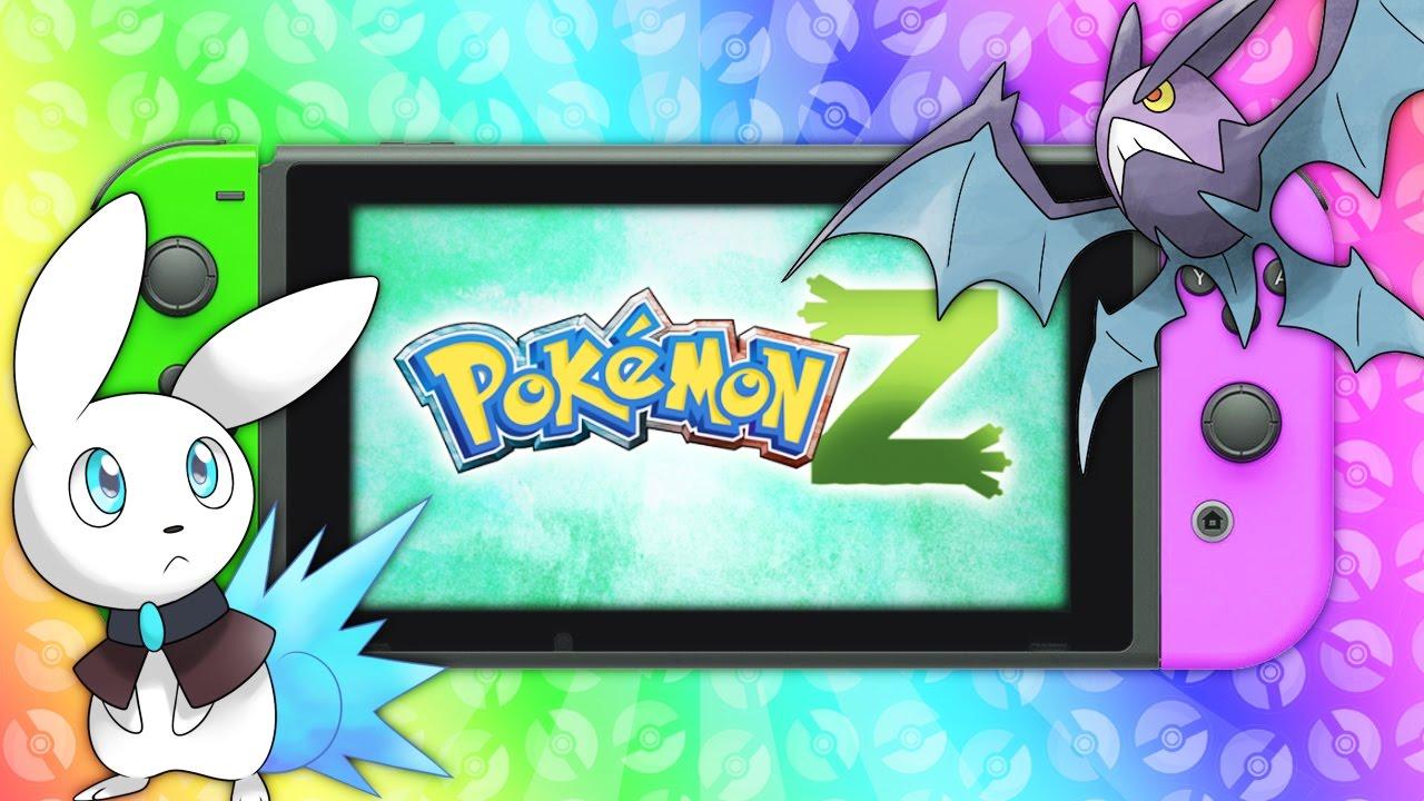 Nuevos Pokemon Para Nintendo Switch Proximo Juego De Pokemon 4