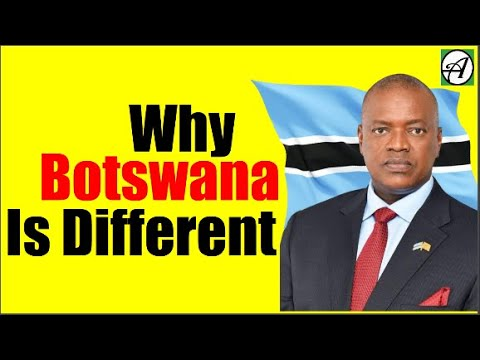 10 Reasons Why Botswana Is The Least Corrupt African Country