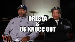 Dresta & BG Knocc Out On Government Planting Crates of Guns in Compton (Part 2)