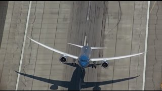 Practice Makes Perfect! Boeing prepares the 787-9 Dreamliner for the 2015 Paris Air Show