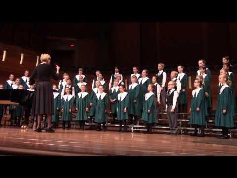 Cantaré Children's Choir Calgary:  The Dream Seller