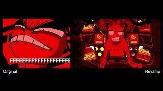V-rage ConsoleZord combination Comparison
