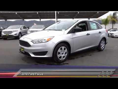 2018 Ford Focus TEMECULA BEAUMONT MENIFEE PERRIS LAKE ELSINORE MURRIETA R180970