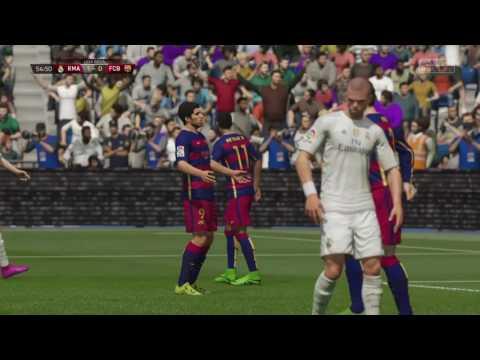 FIFA 16 con juan7proYT (Reddis): Un partido penoso :v