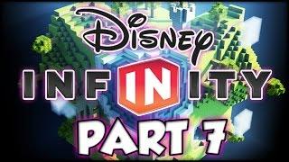 Disney Infinity 3 - Blitz Box - Part 7 - The Stadium! (HD) (Toy Box)