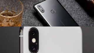 Xiaomi MI MIX 2S vs iPhone X Camera Comparison DxOMark