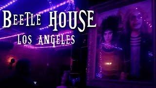 Beetle House LA - Tim Burton Bar