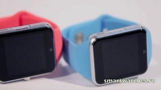 Очень качественные и недорогие умные часы Q7. Смотри обзор!