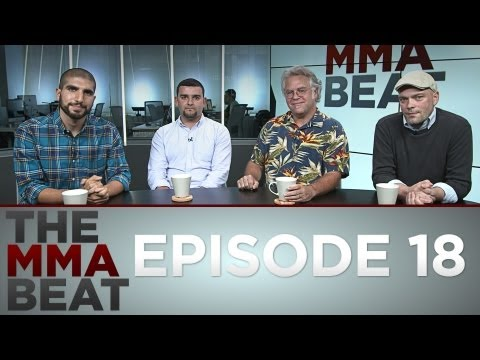 The MMA Beat - Episode No. 18