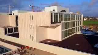 Vauban, Ecole et Lycée Français de Luxembourg - Chantier novembre 2017