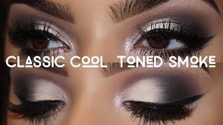 Classic Cool Toned Smokey Eye    Jeffree Star Beauty Killer Palette