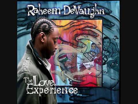 Raheem DeVaughn - Closer (Won't Be Long)