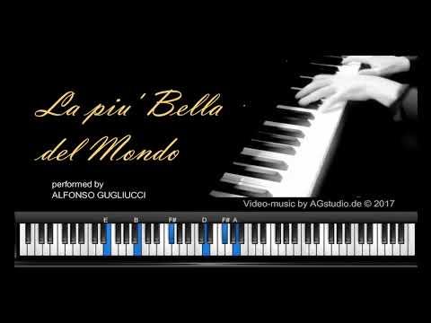 La Piu' Bella del Mondo - jazz piano