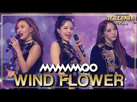 [HOT] MAMAMOO - Paint Me+Wind flower+Starry Night+Egotistic