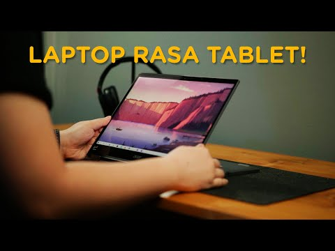Laptop Rasa Tablet! - Review Acer Spin 5 Lite Indonesia