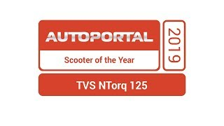 Best scooter of the Year – TVS NTorq 125