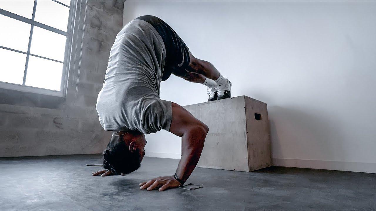 Home Shoulder Workout (Follow Along)