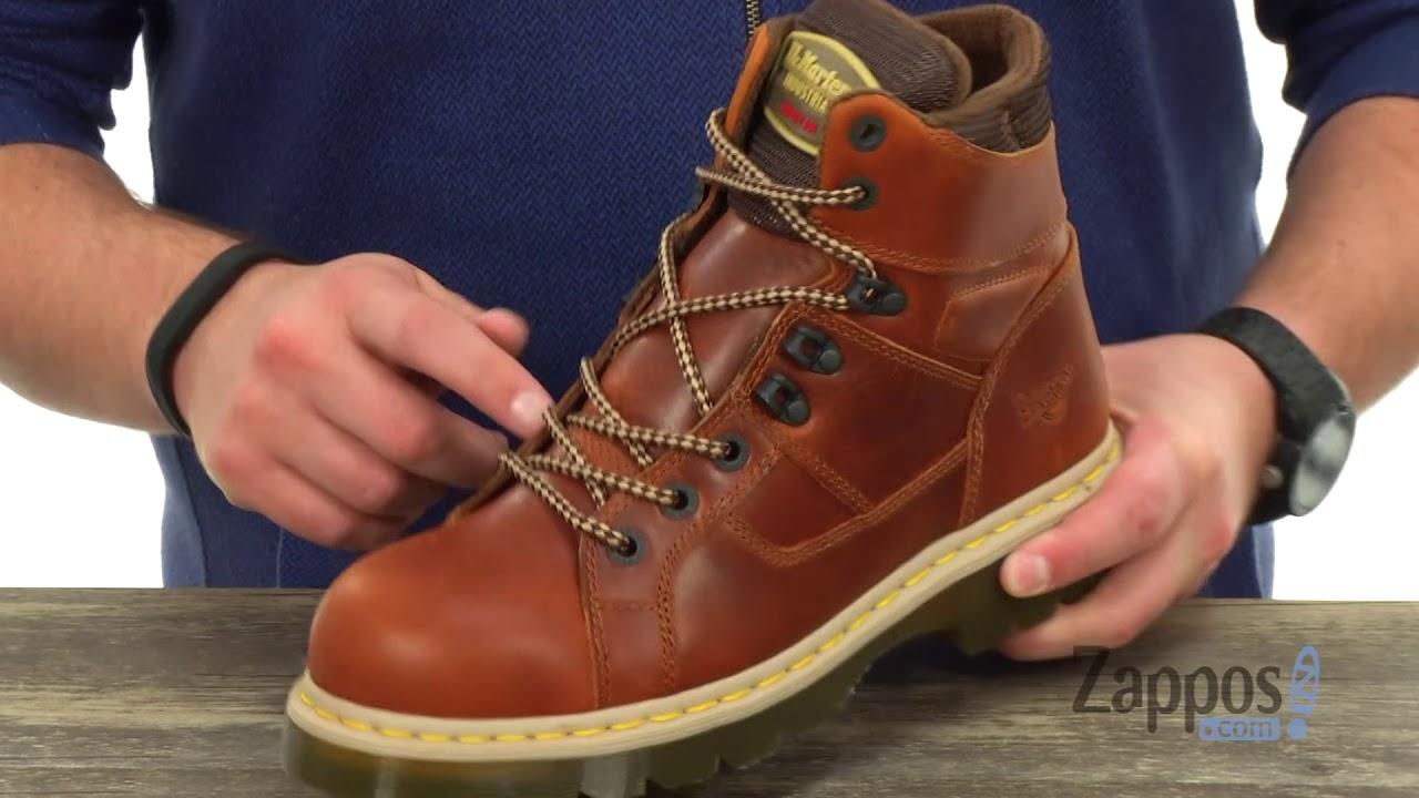 ironbridge steel toe