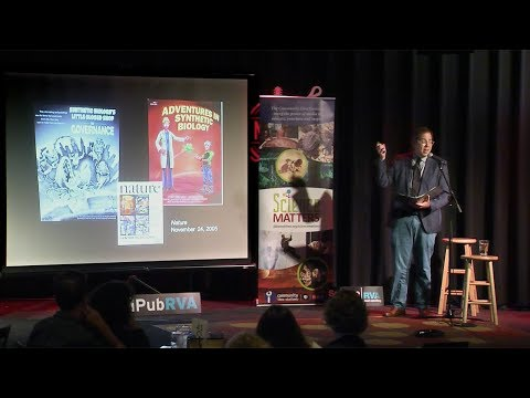 Science Pub RVA: Life by Design, A Century of Synthetic Biology