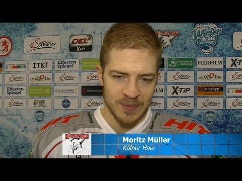 """Moritz Müller: """"Irgendwann werden wir unseren Enkeln davon erzählen"""""""