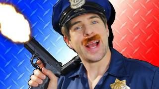 Repeat youtube video HOW TO BE A COP!