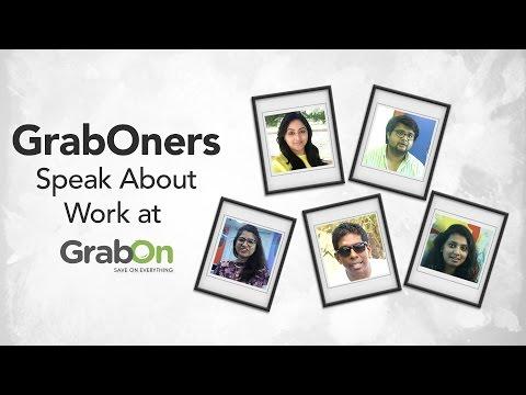 GrabOners Speak About Work At GrabOn