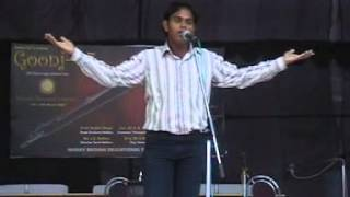 aman srivastava rocks manav rachna international university sandaas live goonj07