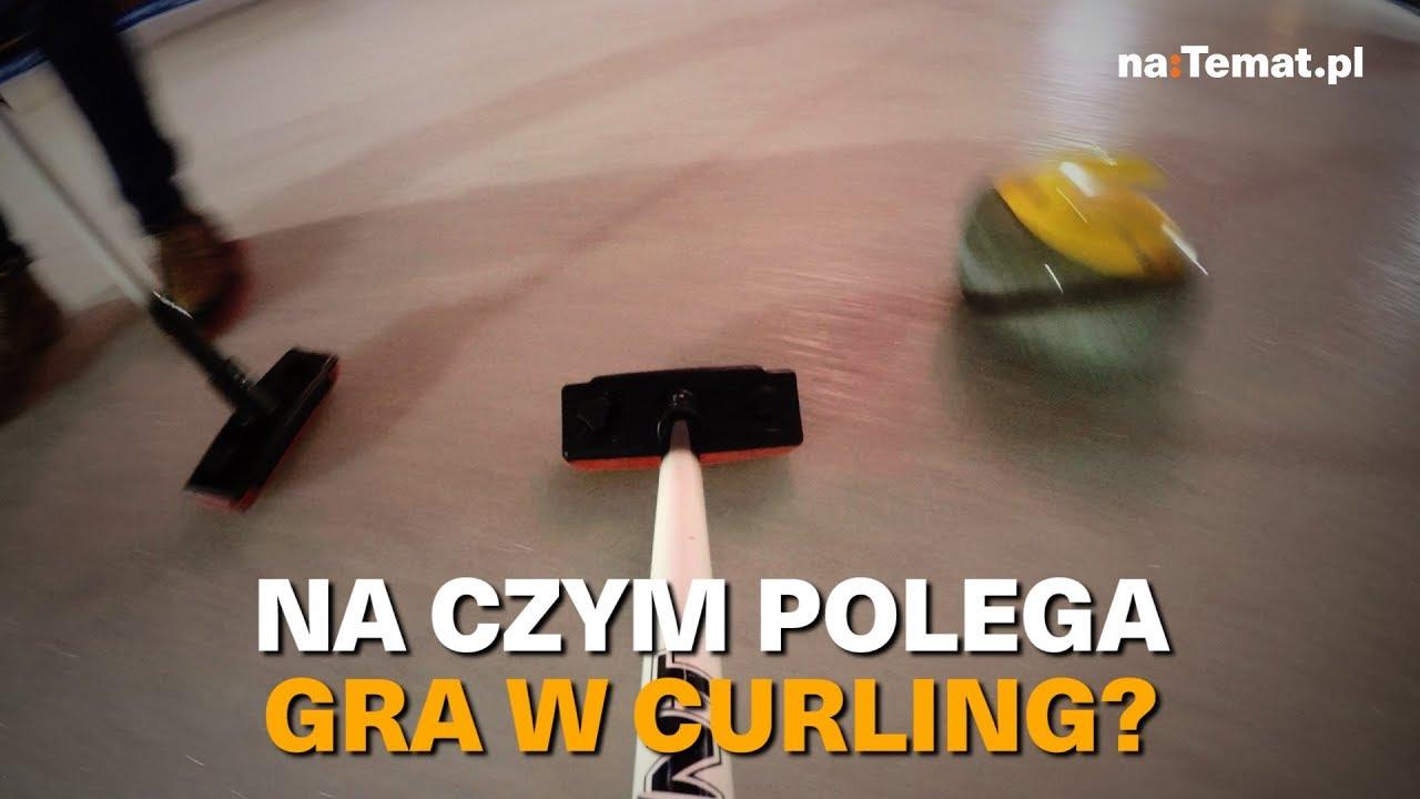 Na Czym Polega Gra W Curling