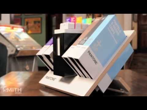 PANTONE Color Reference Library - Designed by Smith Design
